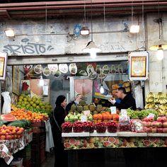 Mahane Yehuda markt #Jeruzalem uit de reportage van Nomad & Villager