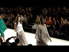 Holy Ghost Final at the Mercedes Benz Fashion Week in Berlin Summer/Spring 2013 - http://olschis-world.de/  #HolyGhost #womenswear #SS13