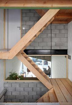 House 12k by Dierendonck Blancke Architecten | HomeDSGN