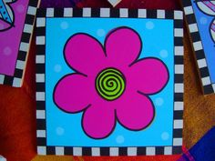 Flor by rebeca maltos, via Flickr