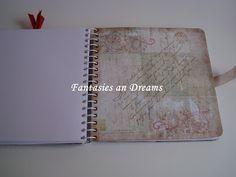 FANTASIES AND DREAMS: LIBRETAS PERSONALIZADAS