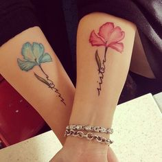 female tattoo - sisters - Tattoo World Girly Tattoos, Bff Tattoos, Pretty Tattoos, Body Art Tattoos, Tatoos, Disney Sister Tattoos, Small Tattoos, Mini Tattoos, Tattoo Drawings