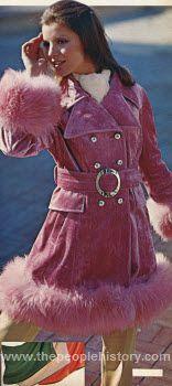 Glamour Coat 1972