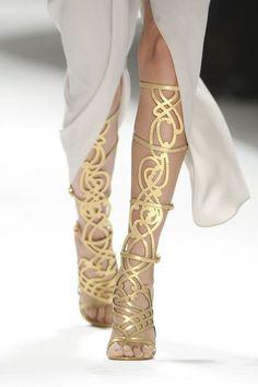 Zapatos Diosa Griega.