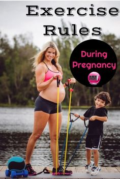 Exercise Rules During Pregnancy. Great #pregnancy #workout here & all the #benefits are amazing.  http://michellemariefit.publishpath.com/exercise-rules-during-pregnancy