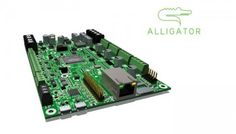Alligator Board Professional 3D Printer Control Board Launches On Indiegogo (VIDEO) - 3D Printing Electronics