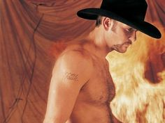 Tim McGraw #Faith Tattoo #country