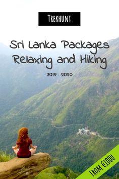 Trekhunt: Hiking, Biking, Climbing And More Anywhere In The World Adventure Activities, Adventure Tours, Paragliding, Rock Climbing, Tour Guide, Rafting, Sri Lanka, Biking, Kayaking