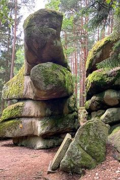 Garden Sculpture, Outdoor Decor, Plants, Travel, Rocks, Pagan, National Forest, Woodland Forest, Places
