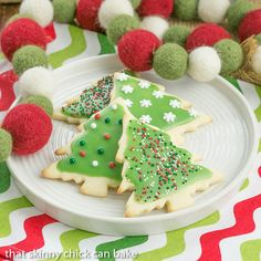 Best Sugar Cookies #ChristmasWeek
