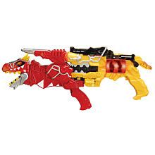 Power Rangers T Rex Super Charge Morpher Blaster Set