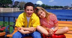 """Ben Savage And Danielle Fishel Officially Sign On To """"Girl Meets World"""""""