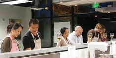 Couples Cooking Competition