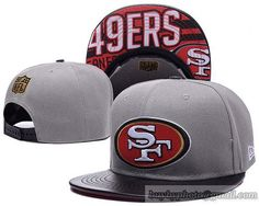 New Orleans Saints Gray Snapback Hats Brim Leather Under Logo Pattern 43cac8990