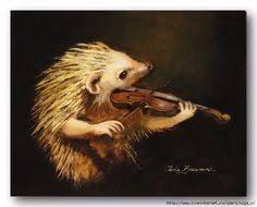 """Картинки по запросу Vintage Erich Neubert """"Hedgehogs"""" German Postcard"""