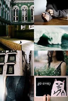kiss the ring and let 'em bow down, hp aesthetics - slytherin
