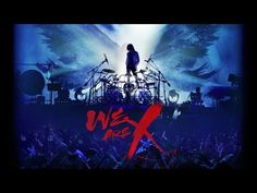 NEW 'WE ARE X' Trailer - In theaters starting October 21st.  Get your tickets to X Japan at Wembley on March 4, 2017. Tickets for Yoshiki Classical Special at Carnegie Hall on sale now!