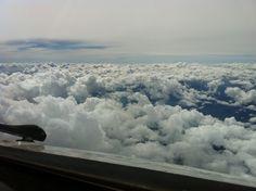 Sky over Ecuador