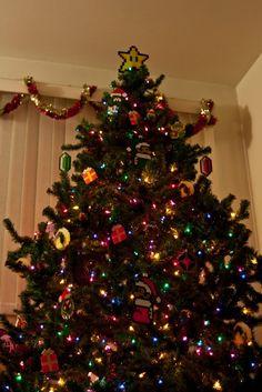 34 árboles de navidad geeks - Dotpod