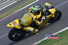Anthony West took pole position and two convincing wins at the Buddh International Circuit over the weekend
