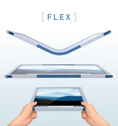 Flex. by Rene Lee, via Behance