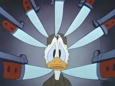 Donald Duck - Der Fuehrer's face | eng sub - YouTube