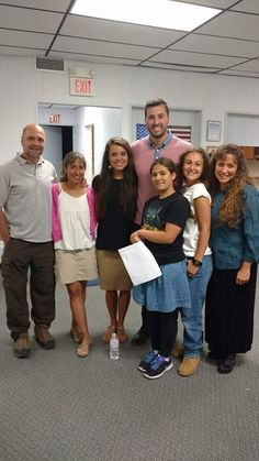 Here are the group pictures of Jeremy and Jinger with his extended family. Source: duggar family news life is not all pickles and hairspray fb Duggar Girls, Jinger Duggar, Duggar Family News, Derick Dillard, Morgan Elizabeth, Jeremy Vuolo, Dugger Family, 19 Kids And Counting, Bates Family