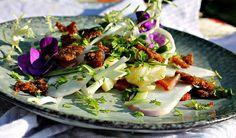 Salat. Kammerfruen & Fedtegreven