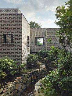Tham & Videgård . Creek house . Skåne (1)