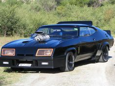 Mad Max Ford XB Falcon GT