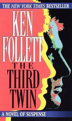 Bestseller Books Online The Third Twin Ken Follett. I Love Books, Used Books, Great Books, My Books, Books To Read, Random House, Ken Follett, World Of Books, Classic Literature