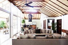 12 homes to rent for a winter weekend getaway: Byron Bay, NSW  Byron needn't be just a summer destination. Not with this freshly renovated one bedroom villa now available to rent.