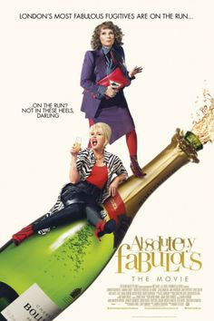 Movie review: Absolutely Fabulous