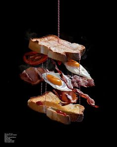 Still Life Photography | Food photo | Breakfast | Creative photography ideas
