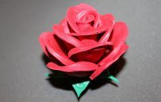 Flores de goma eva paso a paso: Descubre cómo hacerlas [VÍDEO]