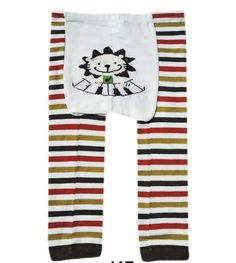 Baby Leggings Lion with Stripe R120 with free delivery in South Africa http://just-engage.com/product/baby-leggings/