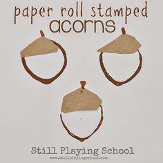 paper-roll-acorns.jpg (900×900)