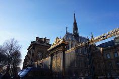 Paris: Sainte Chapelle monumento imperdível
