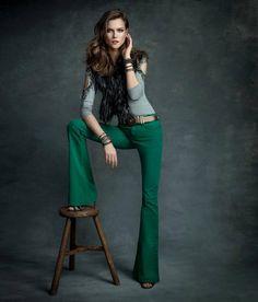 BOBSTORE lança campanha com a modelo Kasia Struss - Luxos e Luxos
