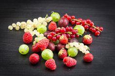 Hovkonditorn: Fresh Berries