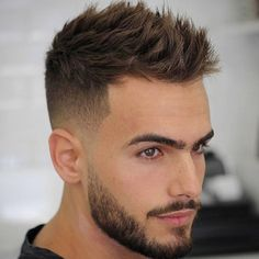 Hairstyles For Short Hair Men Pleasing 15 Best Short Haircuts For Men  Pinterest  Popular Haircuts
