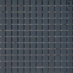 MOSAICOS DE CRISTAL: CRISTAL NOCHE 30x30 cm