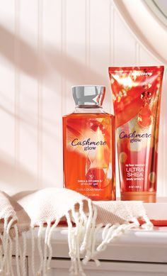 Cashmere Glow is BACK!