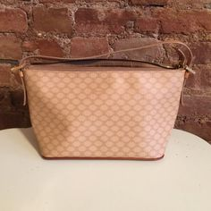 Celine handbag Gorgeous nude Celine bag! Looks brand new! Celine Bags Satchels