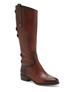 Shoes | Women's Shoes | Enchante Leather Tall Boots | Lord and Taylor