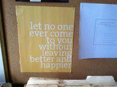 better & happier
