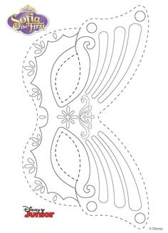 Free Printable Halloween MasksFun masks for kids including Disney characters pirates animals superheroes and more. Great for Halloween birthdays school party show photo booth props dress-up. Printable Halloween Masks, Printable Masks, Free Printables, Halloween Masks Kids, Carnival Crafts, Masque Halloween, Butterfly Mask, Diy Butterfly, Felt Mask