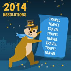Time to make travel resolutions!