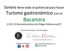#Sonora tiene todo el potencial para hacer #TurismoGastronómico con el #Bacanora (1 de 15 Denominaciones de Origen Mexicanas)!!! www.chefmanuelsalcido.com !!! buena vibra!!! #chefcms #cultura #denominacióndeorigen #México #gastronomía #artesanal #turismo #consumelocal