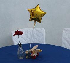 mesa convidados pequeno principe